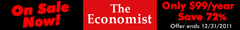 The Economist Magazine On Sale Now