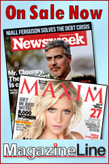 Find Magazines On Sale Now at Magazineline.com!