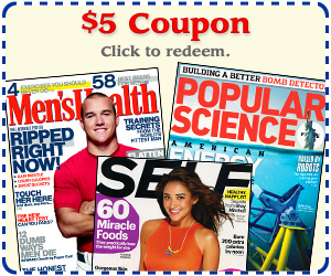Save an Extra $5.00 on Top Gift Magazines