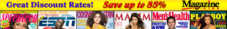 Magazineline.com 468 Banner