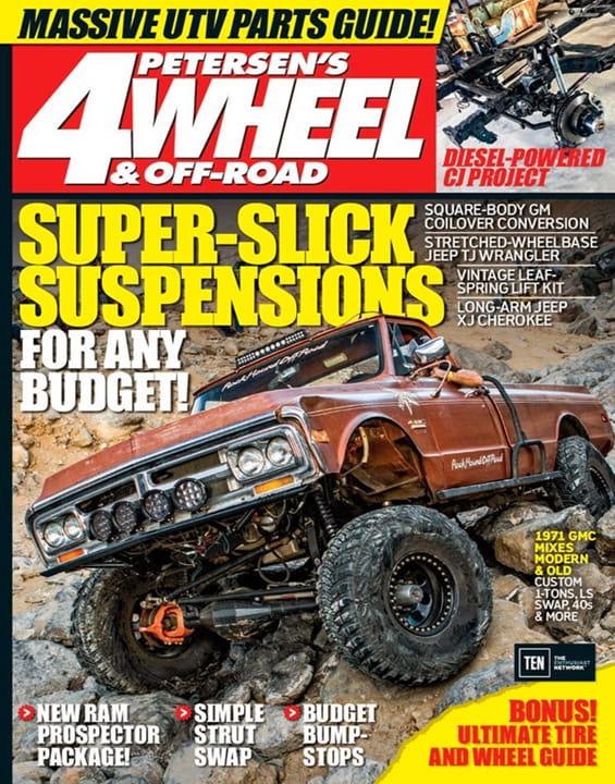 4 wheel off road magazine 4 wheel off road magazine subscription. Black Bedroom Furniture Sets. Home Design Ideas