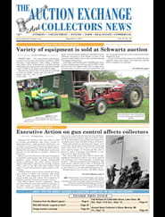 Auction Exchange & Collectors News