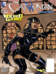 Batgirl and the Birds of Prey0
