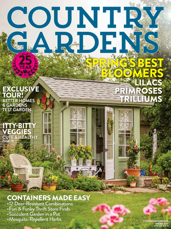 Country Gardens Magazine