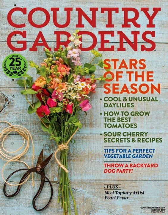 Country Gardens Magazine Country Gardens Magazine