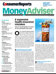 Consumer Reports Money Adviser