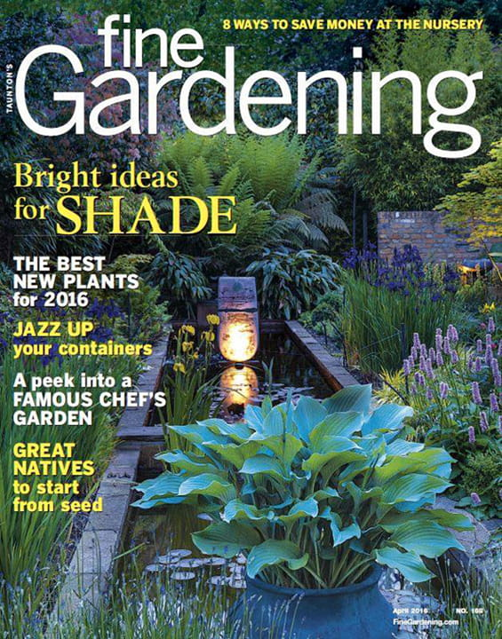 Fine Gardening Magazine Fine Gardening Magazine Subscription