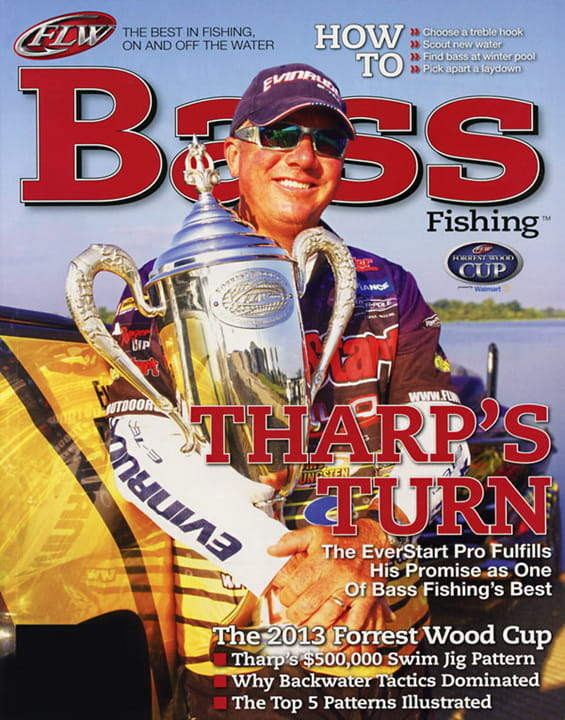 Flw bass fishing magazine flw bass fishing magazine for Bass fishing magazine