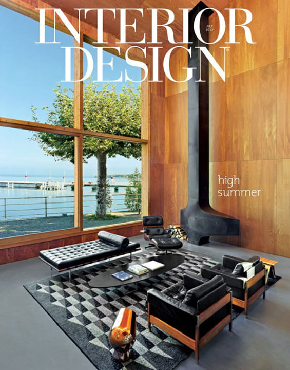 Interior Design Magazine on southern home interior designer