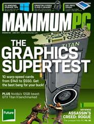 Maximum PC - non-disc edition