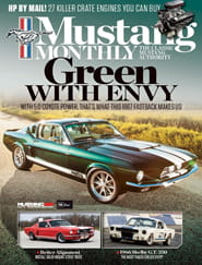 Mustang Monthly0