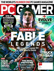 PC Gamer - non-disc edition