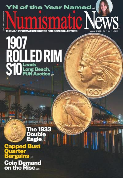Subscribe to Numismatic News