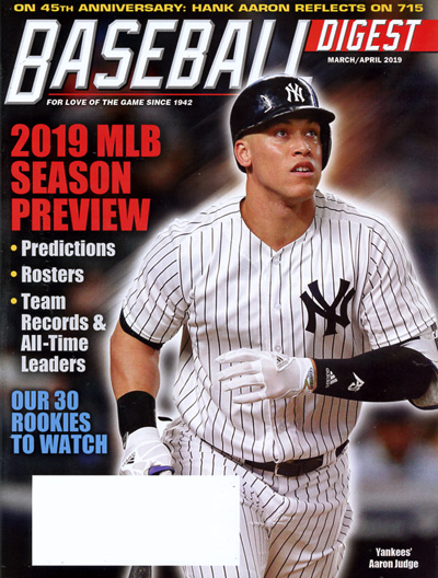 Subscribe to Baseball Digest