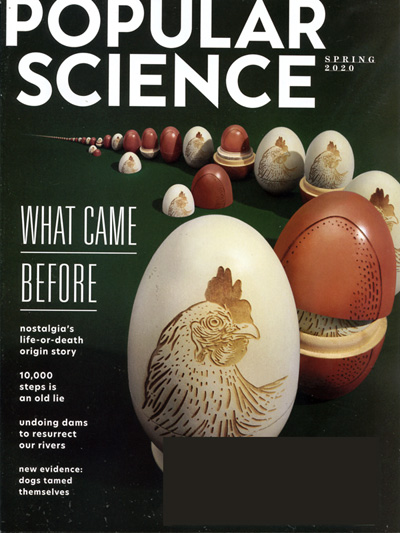 Top 10 Science Magazines - National Geographic, Psychology