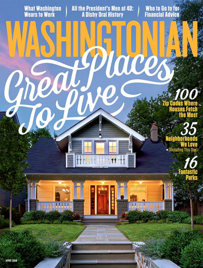 Subscribe to The Washingtonian