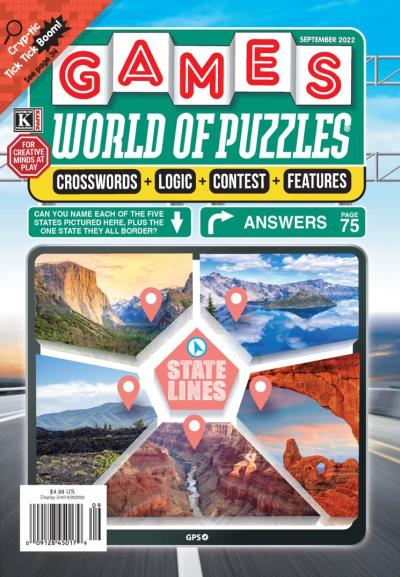 Subscribe to Games - World of Puzzles