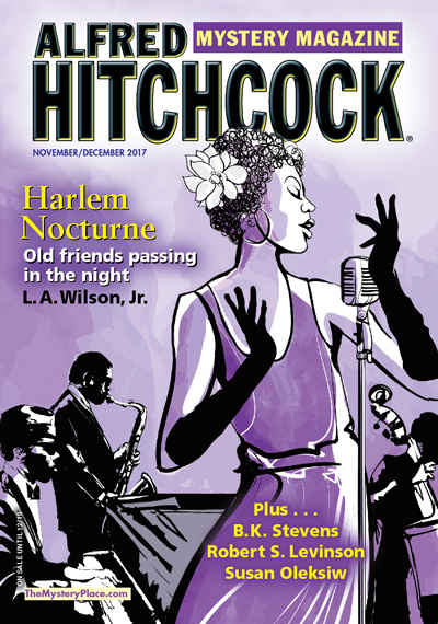 Subscribe to Alfred Hitchcock Mystery
