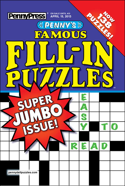 Subscribe to Famous Fill-In Puzzles