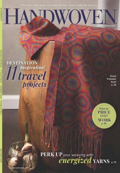 Subscribe to Handwoven
