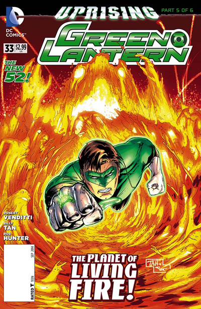 Subscribe to Green Lanterns