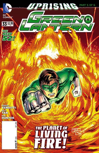 Subscribe to Green Lantern Comic