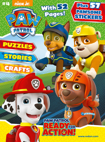 Subscribe to Paw Patrol