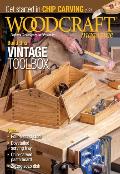 Subscribe to Woodcraft