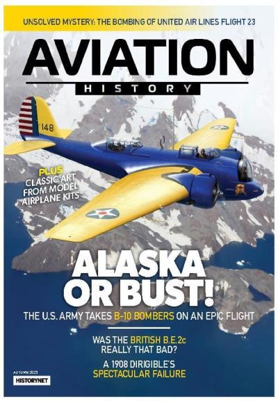 Subscribe to Aviation History