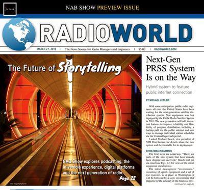 Subscribe to Radio World