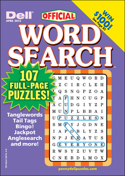 Subscribe to Dell Official Word Search