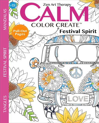 Subscribe to Calm Color Create