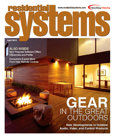 Subscribe to Residential Systems