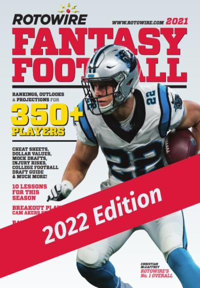 Subscribe to Rotowire Fantasy Football