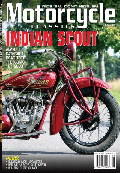 Subscribe to Motorcycle Classics