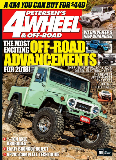 Subscribe to 4-Wheel & Off-Road