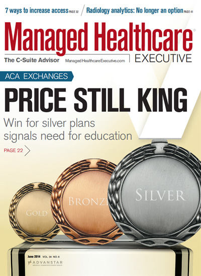 Subscribe to Managed Healthcare Executive