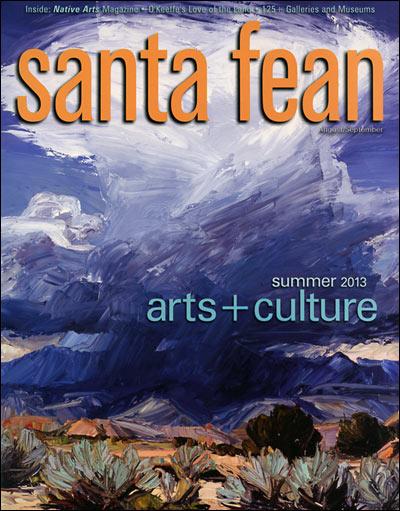 Subscribe to Santa Fean