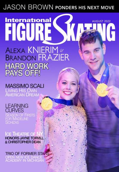 Subscribe to International Figure Skating