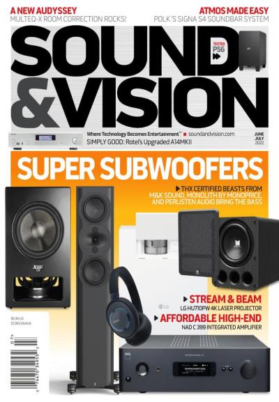 Subscribe to Sound & Vision