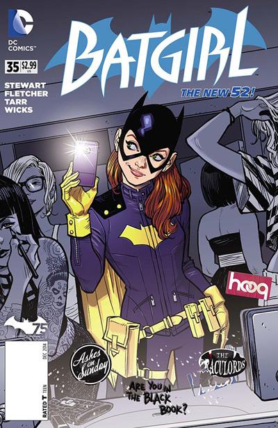 Subscribe to Batgirl Comic