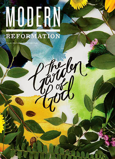 Subscribe to Modern Reformation