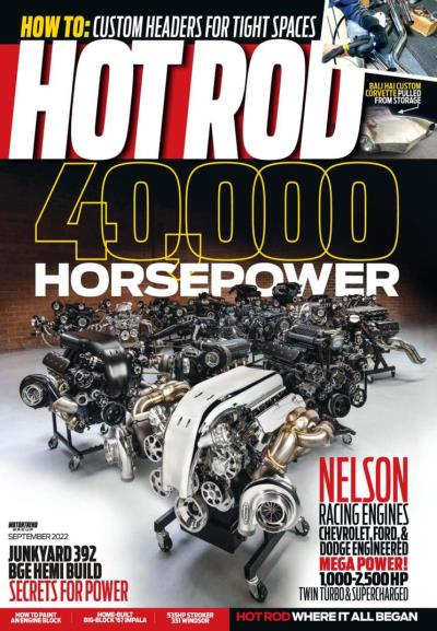 Subscribe to Hot Rod