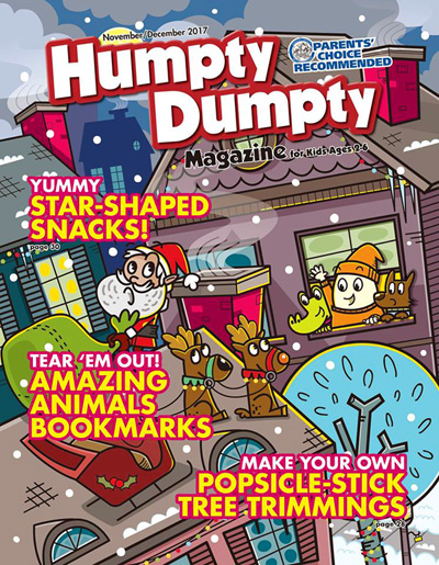 Subscribe to Humpty Dumpty Magazine