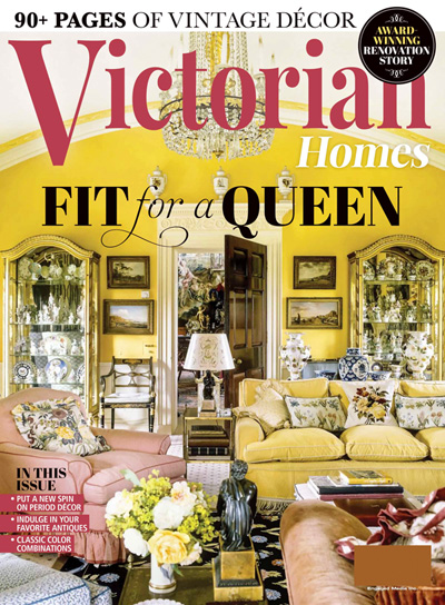 Subscribe to Victorian Homes