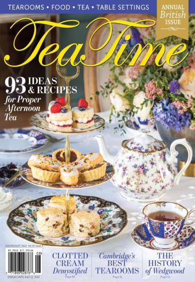 Subscribe to Tea Time