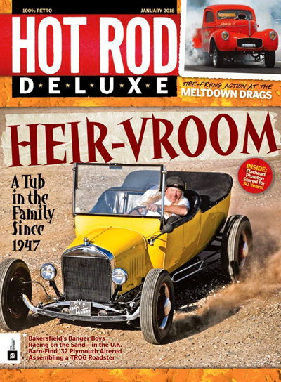 Subscribe to Hot Rod Deluxe