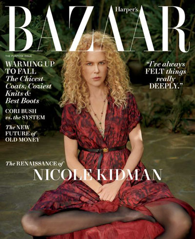 Top 10 Fashion Magazines Elle Harper S Bazaar Vogue Marie Claire And More Allyoucanread Com