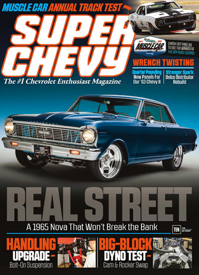 Best Muscle Car Magazines Hemmings Muscle Machines Super Chevy
