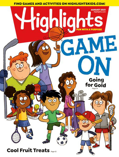 Subscribe to Highlights For Children